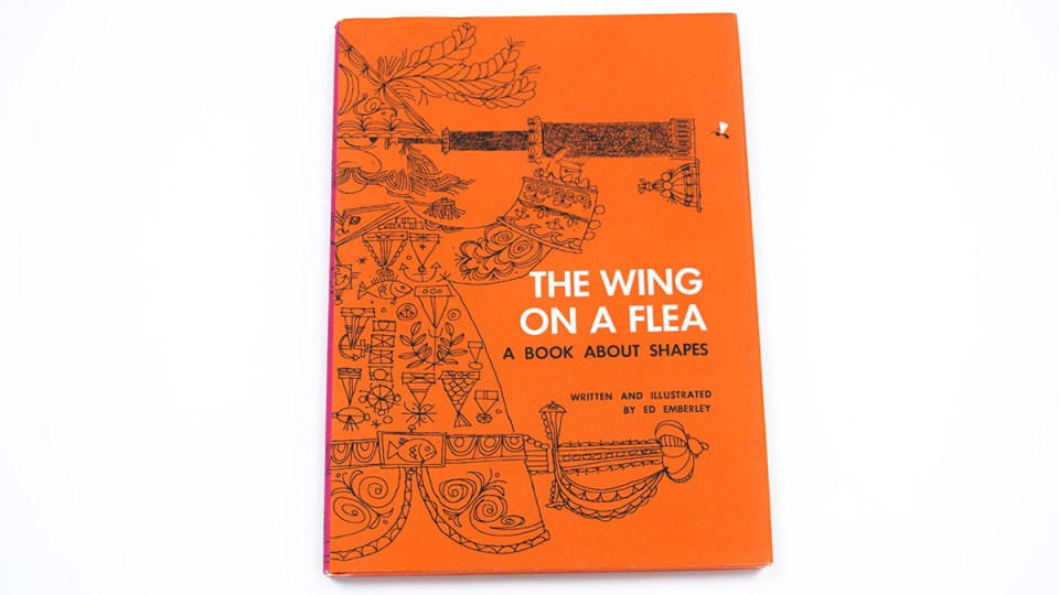 The Wing On A Flea by Ed Emberley