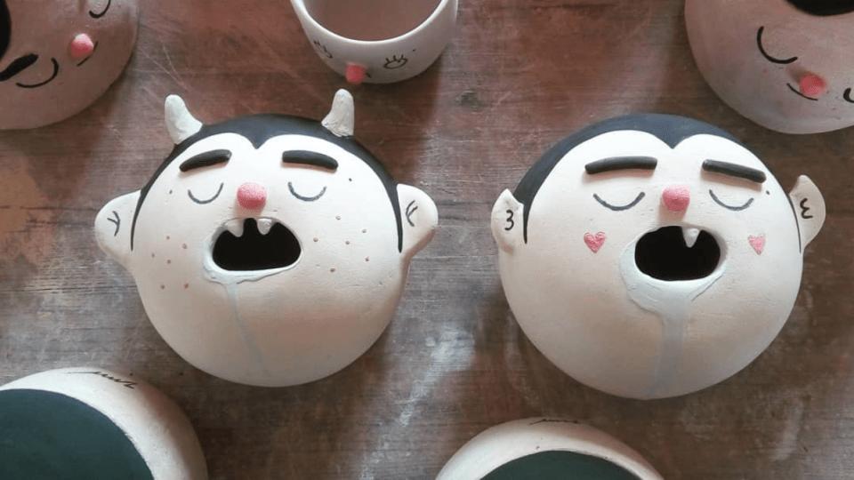 Mari Garnica ceramics