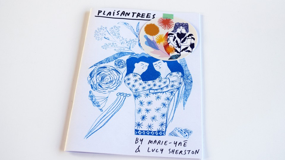 Plaisantrees by Marie-Yaé and Lucy Sherston
