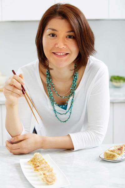 Yuki's Gyoza recipe