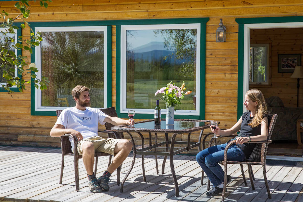 This Staycation Offers A Getaway That Gives Back To Yukoners