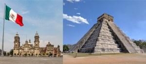 Multi destinations: Montréal pour Cancun ensuite à Mexico City et retour pour 422$CAD