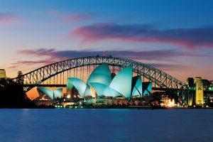 Air Canada a baissé ses prix pour l'Australie à 1053$CAD