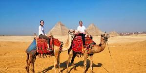 Au pays des mystérieuses pyramides