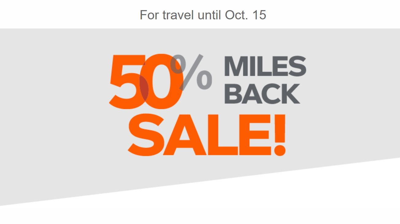 Huge Aeroplan promotion