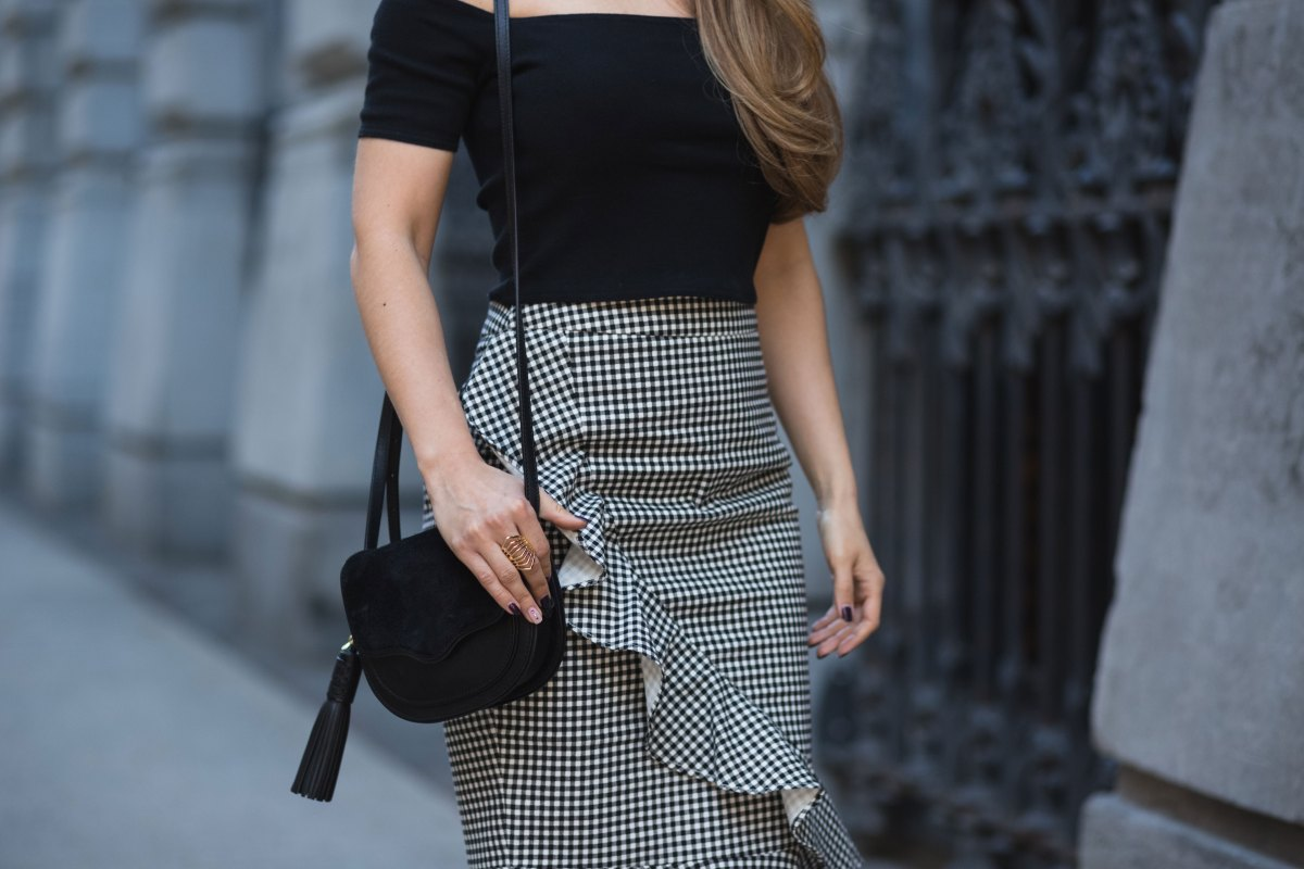 Gingham Print, and How To Wear It