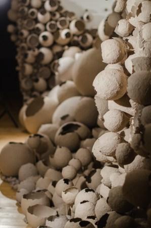 fragment, exhibition