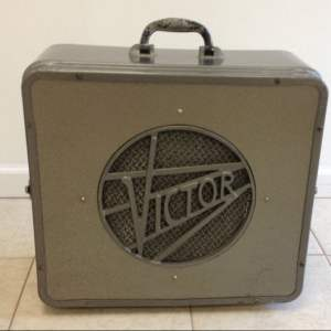 RCA Victor Boutique Amp (1930)