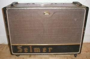 Selmer Zodiac Valve Amplifier