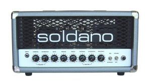 Soldano Guitar Amplifiers, Boutique Made in USA