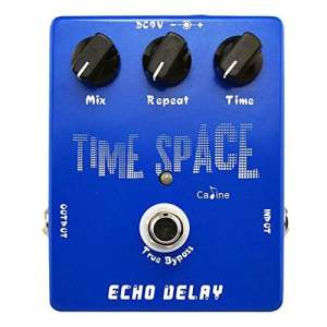 CP-17 Caline Time Space Digital Delay Guitar Effect Pedal