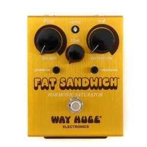 Way Huge Fat Sandwich Harmonic Saturator Distortion Pedal