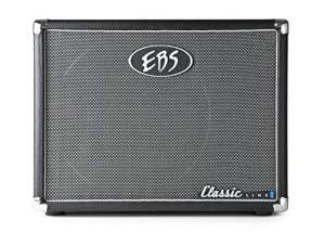 EBS Classic Line 112 Bass Cabinet (250W RMS, 1x 12-Inch Speaker and 2-Inch Tweeter)