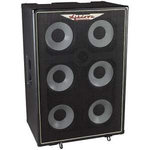 Ashdown Rootmaster RM 610T EVO · Bass Cabinet
