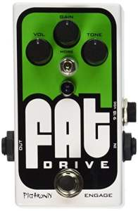 Pigtronix FAT Drive Booster Pedal