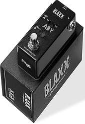 Blaxx ABY Signal Switching Pedal