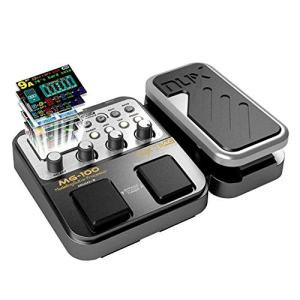 Asmuse Guitar Multi Effect Pedal MG100 Profession