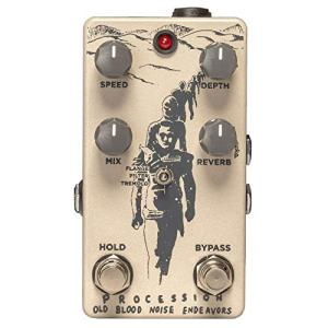 Procession Reverb Modulation FX Pedal by Old Blood Noise Endeavors