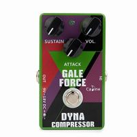 CP-52 Caline Gale Force DynaGuitar Compressor Pedal