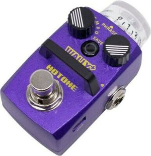 Hotone Wally Plus Looper Guitar Effect Pedal Stomp Box