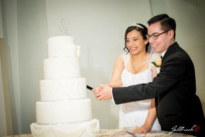 Pictures from weddings at Arizona Western College
