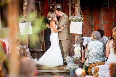 Wedding of Kristie and Joey Pray at From the Farm, LLC located in Yuma, arizona