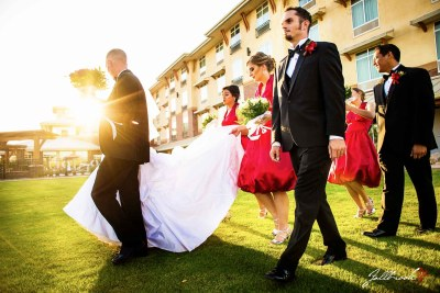Wedding Reception of Brian and Carolina at the Pivot Point, Hilton Garden Inn in Yuma Arizona
