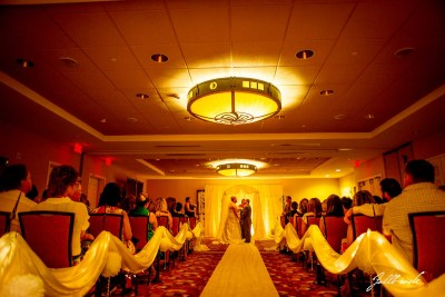 Wedding of Jeff and Minda at the Hilton Garden Inn in Yuma, Arizona