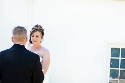 A small initmate wedding at the Sanguinetti House and Museum.