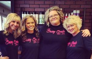 The Sassy Seale Hair Salon