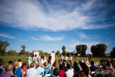 Country wedding of Tim and Phoebe in Yuma, Arizona