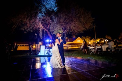 Tony and Cassie's Wedding at the Quartermaster Depot in Yuma, Arizona