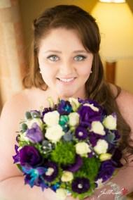 Amy and David gets married at Hilton Garden Inn in Yuma, Arizona.