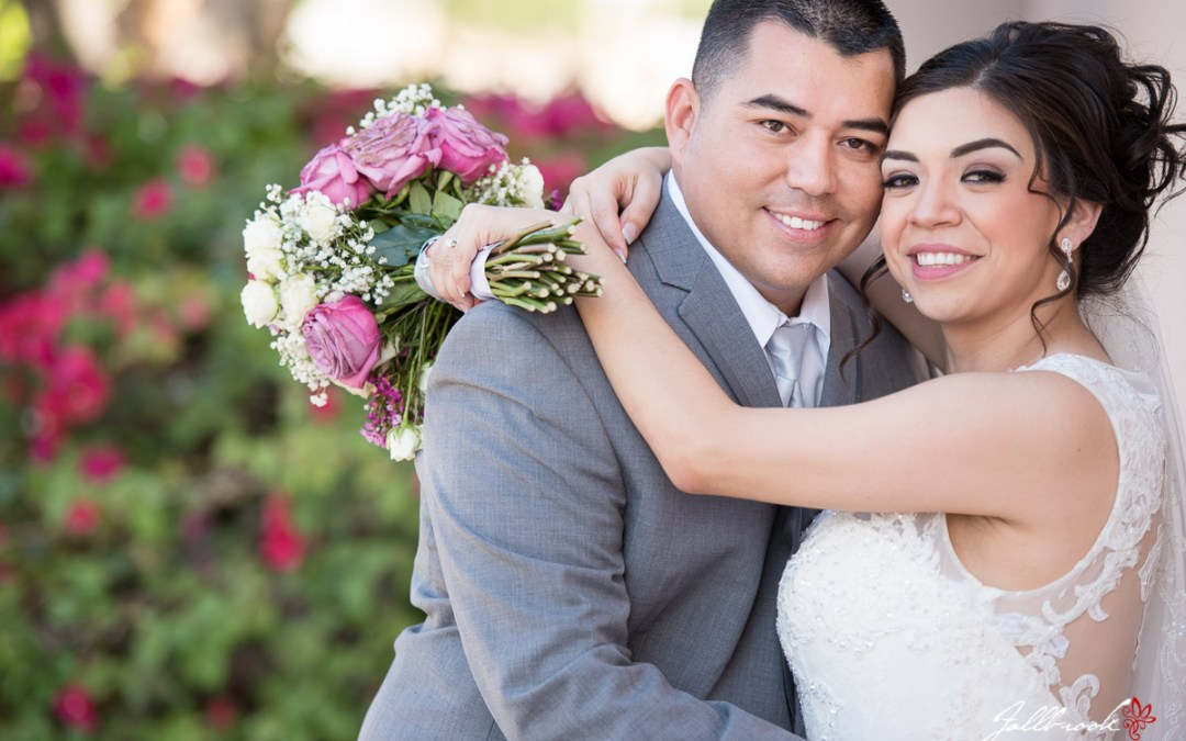 Crystal and Miguel Get Married!