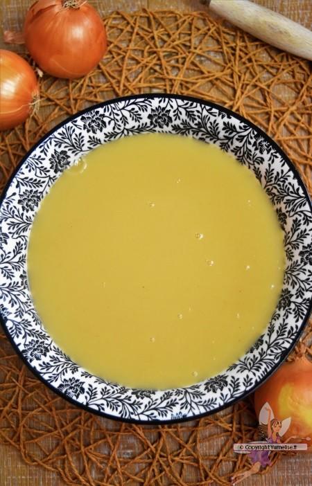 soupe a l oignon cookeo veloute