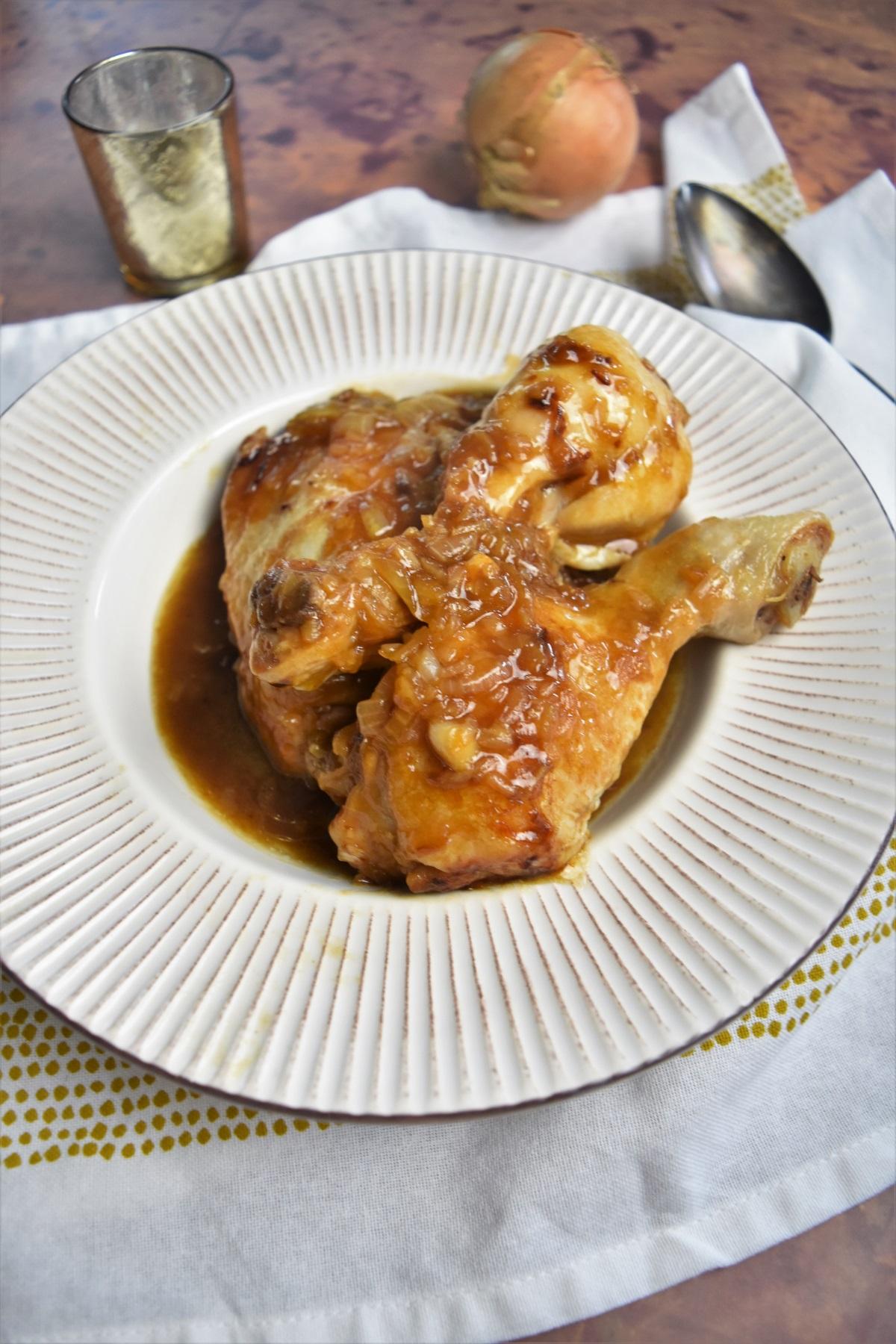 poulet coca recette facile au cookeo