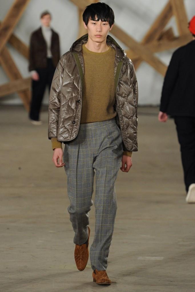 Billy Reid New York Men's Fashion Week