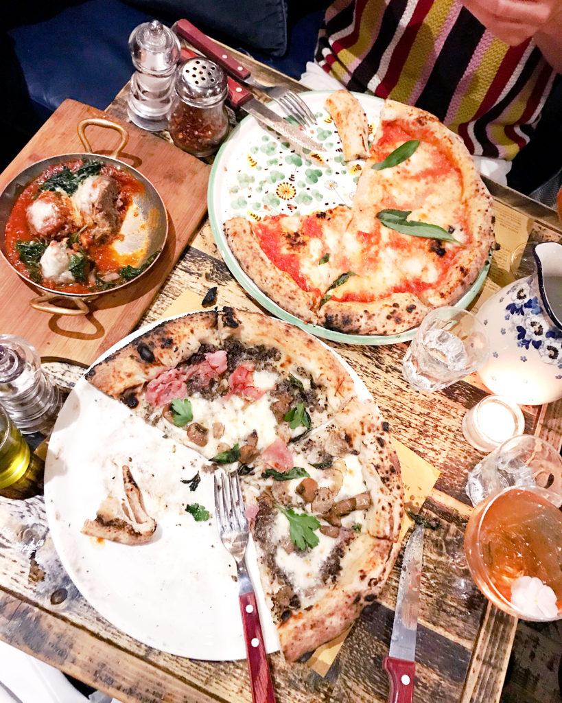 Best pizza in Paris, Ober Mamma