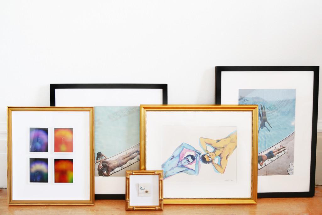 affordable, custom framing