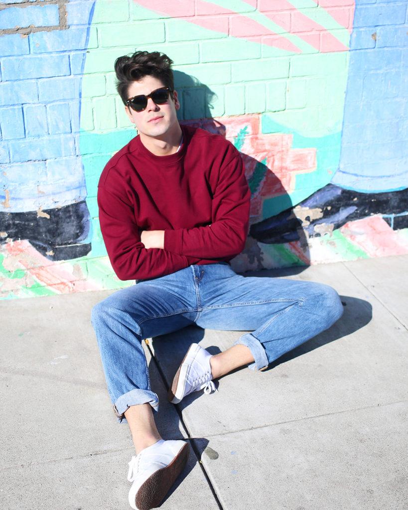 GAP men's jeans