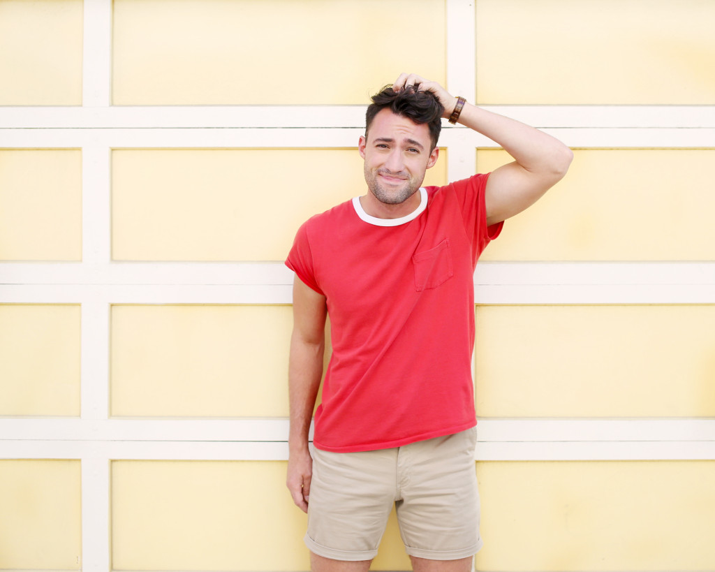 men's spring style look book