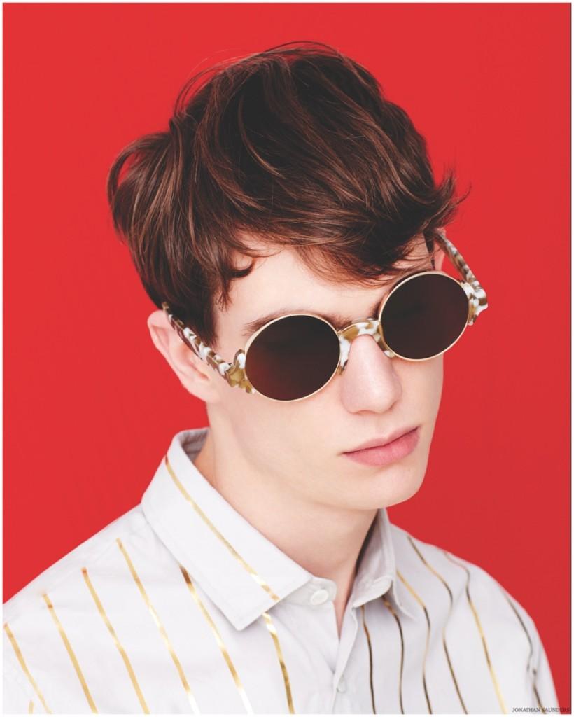 Jonathan-Saunders-Spring-2015-Eyewear-Campaign-Hagen-Citrine-Tort-003