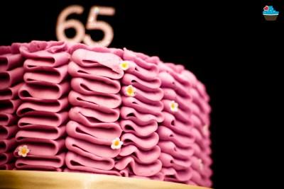 Buttercream Ruffles