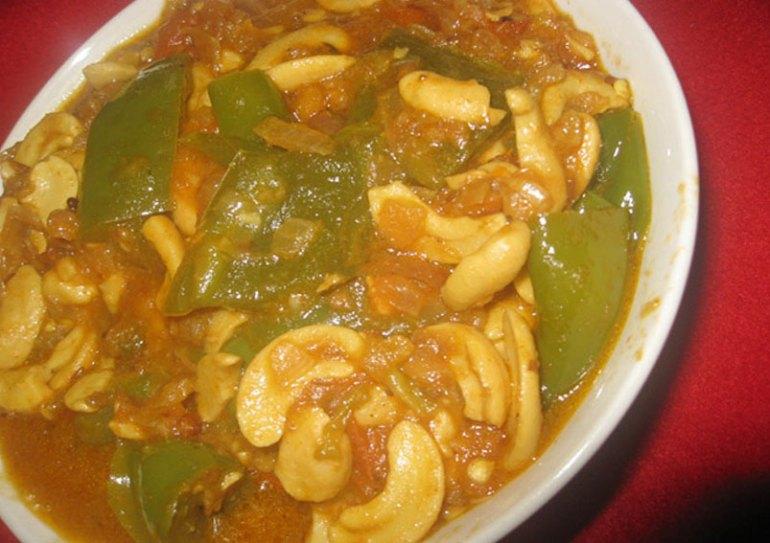 Capsicum Masala Gravy Recipe | Yummy food recipes