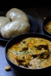 Groundnut Soup (Spicy Nigerian Peanut Stew) - delicious groundnut stew
