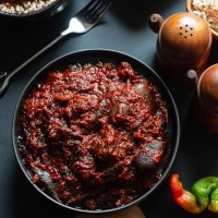 How to Make Ofada Stew (Nigerian Ofada Sauce Recipe)