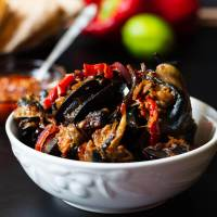 Peppered Snail: Spicy Nigerian Snail Dish!