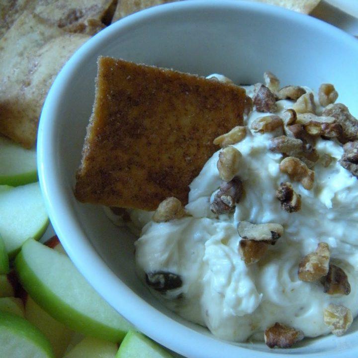 Fig Cream Cheese Dip