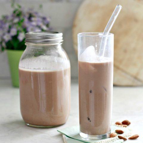 Chocolate Almond Milk Recipe