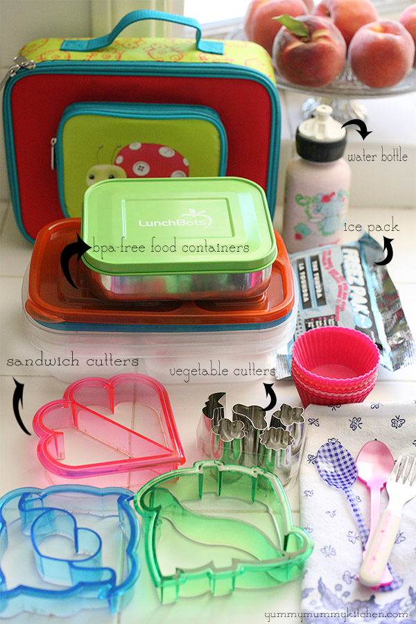 Fun lunch box essentials and tips